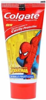 Colgate Toothpastes Colgate Kids Spiderman Mild Bubblefruit Toothpaste