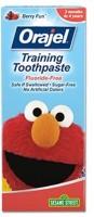Baby Bucket Orajel Training Sesame - Berry Berry Toothpaste (42 G)