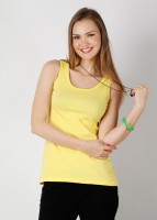 Noi Casual Sleeveless Solid Women's Top