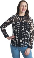@499 Casual, Formal, Party Full Sleeve Graphic Print Women's Top
