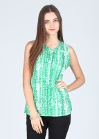 Style Quotient by Noi Casual Printed Women's Top