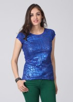 UV&W Casual Printed Women's Top