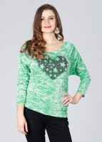 Mossimo Casual 3/4 Sleeve Women's Top