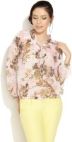 Color Cocktail Casual Full Sleeve Solid Women's Top