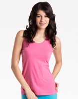 PrettySecrets Casual Sleeveless Solid Women's Top