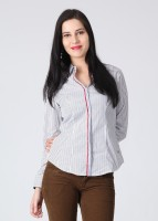 Scullers Casual Striped Women's Top