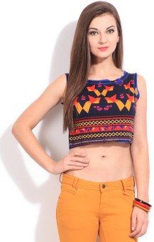 Global Desi Casual Women Top