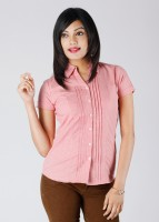 Scullers Casual Checkered Women's Top
