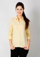 Allen Solly Casual Full Sleeve Solid Women's Top