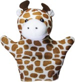 Tiny Tickle Deer Hand Puppet Toys for Kids