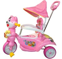 HLX-NMC Guitar Pink Tricycle