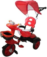 Ez' Playmates Space Craft Red/Black Tricycle