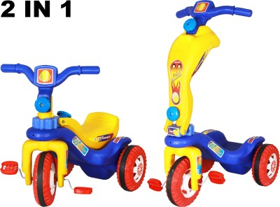 Playtool Cycle Scooty 2 in 1 Tricycle available at Flipkart for Rs.1999