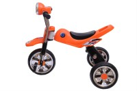 Happy Kids Challenge Tricycles Tricycle