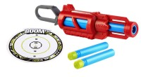 Boomco Quicksnap Blaster (Red, Blue)
