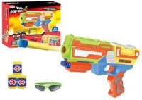 Mera Toy Shop Soft Shooter Play Set 516 (Multicolor)