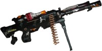 Just Toyz UnGun Harmless Battery Operated High Performance Assembled Plastic Model Gun (Multicolor)