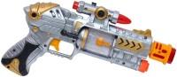 Turban Toys Melody Gun Sparking Lights (Multicolor)