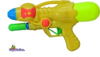 Toyzstation Mini Pressure Water Gun Pichkari With Free Balloons Assorted (Multicolor)