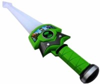 Turban Toys Ben10 Sword (Green)