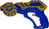 Toyzstation Darling Pichkari Techno Space Gun (Multicolor)