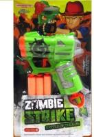 Toys Bhoomi Soft Bullet Gun (Green)