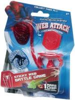 Majorette Web Attack Sticky Web Battle Game