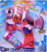 Ga Toyz Bubble Gun (Multicolor)