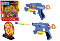 Mera Toy Shop Soft Shooter Play Set 560 (Multicolor)