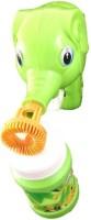 UPHAR JAGAT ELEPHANT BUBBLE GUN (Green)