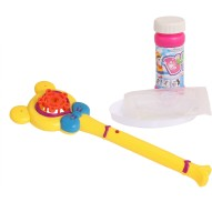 ShopMeFast Bubble Stick With Sound And Music For Kids (Multicolor)