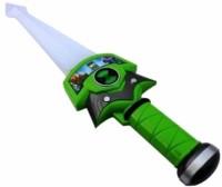 B.M.R. Trading Co. Ben 10 Sword (Green)
