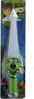 The Souq Ben 10 Audible Glowing Action Gear Omnitrix Sword Toy For Kids (Green)