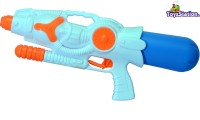 Toyzstation Space Pressure Water Gun Pichkari With Free Balloons Assorted (Multicolor)