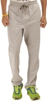 Lazy Tiger Solid Men's Track Pants