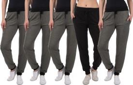 Kinma Self Design Women's Multicolor Track Pants - TKPEG58RFNWNE4YA