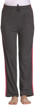 Tryd Pro Solid Women's Track Pants