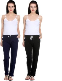 Grand Bear Striped Women's Track Pants