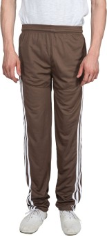 Xplore Brown Solid Solid Men's Track Pants - TKPE93KRAHSEZAZH