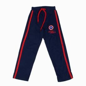 Trends_In Applique Boy's Dark Blue Track Pants