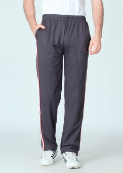 Black Panther Solid Men Track Pants