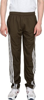 Xplore Brown Solid Solid Men's Track Pants - TKPE93KRRTMFZY7M