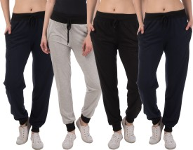 Kinma Self Design Women's Multicolor Track Pants - TKPEG58RUPMBY68V