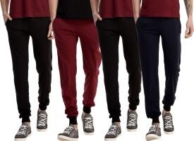 Kinma Self Design Men's Multicolor Track Pants - TKPEG58THGB2QH43