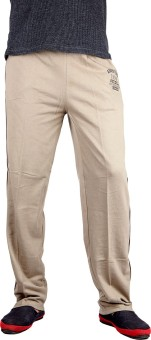 Unifit Double Side Stripe Style Pyjama Solid Men's Track Pants - TKPE74Z2J7DNKPNT