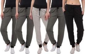 Kinma Self Design Women's Multicolor Track Pants - TKPEG58RHDBNXPFB
