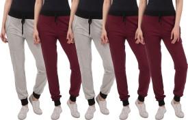 Kinma Self Design Women's Multicolor Track Pants - TKPEG58ZQ3YWW2HY