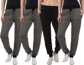 Kinma Self Design Women's Multicolor Track Pants - TKPEG58WHQPVAK7P