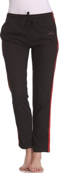 Tryd Pro Striped, Solid Women's Track Pants