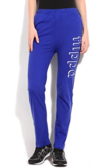 Flippd Solid Women's Track Pants: Track Pant